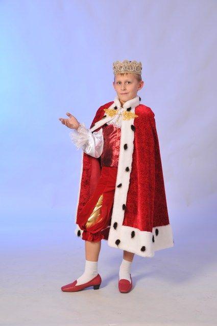 """""""Король (большой)"""". Рост: 128 - 134 см. Подробнее о костюме: http://skazkindom.dp.ua/gal_1/kotbazilio.html  Сайт:) http://skazkindom.dp.ua"""