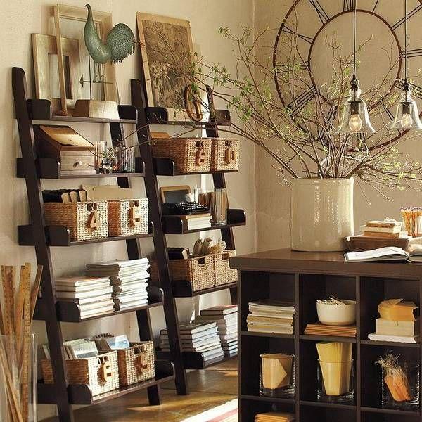 ЭКО-стиль. Плетеные корзины в интерьере | блог дорис ершовой