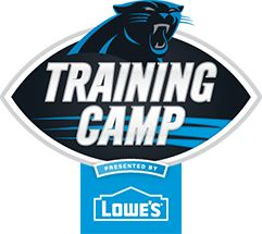 Carolina Panthers preseason training camp at Wofford College in Spartanburg