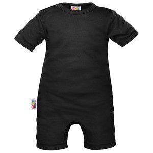 Barboteuse bébé noire