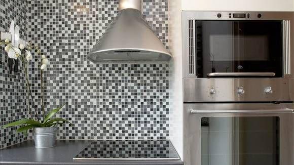 Tidligere var integrerte løsninger forbeholdt eksklusive kjeder, slik er det ikke lenger. Denne løsningen er fra IKEA. (Foto: Katrine Hofseth Leira)