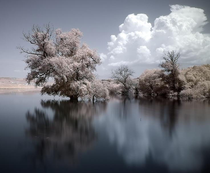 Lake Perdika, Ptolemaida, Kozani, North Greece