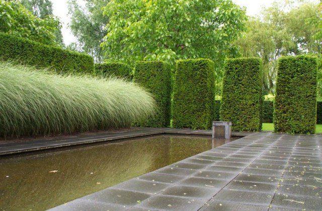am nagement paysager moderne 104 id es de jardin design