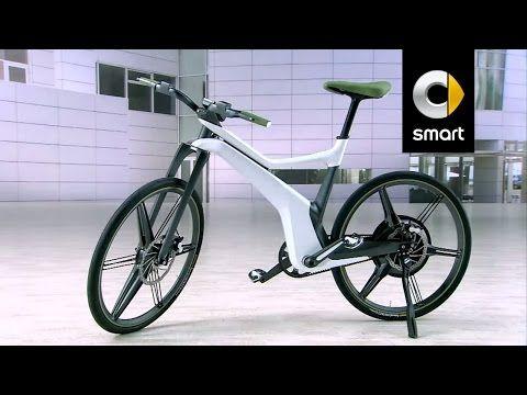 智能电动自行车上Behance