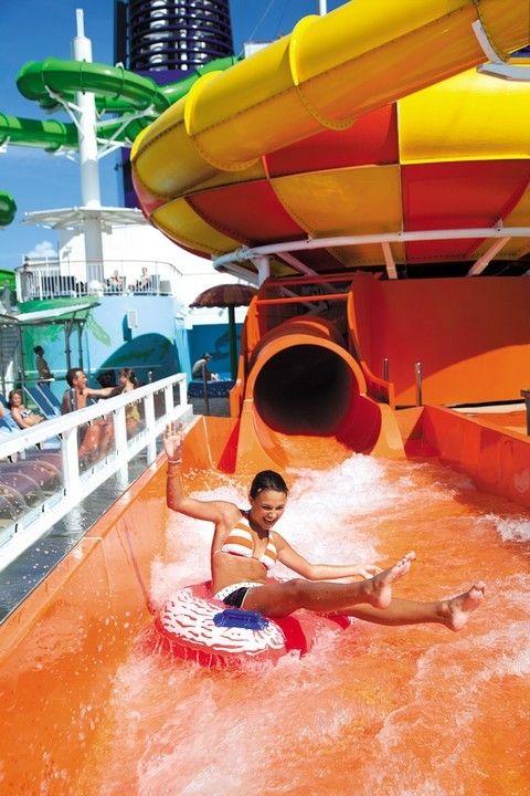 Norwegian Cruise Line, des croisières en famille avec vos enfants et petits-enfants. Offre spéciale du 22 au 24 mai 2012!