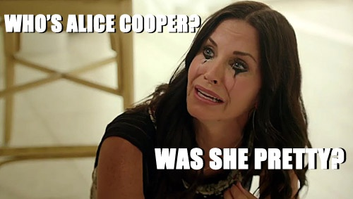 Who's Alice Cooper? #JulesCobb #CourteneyCox #CougarTownTBS