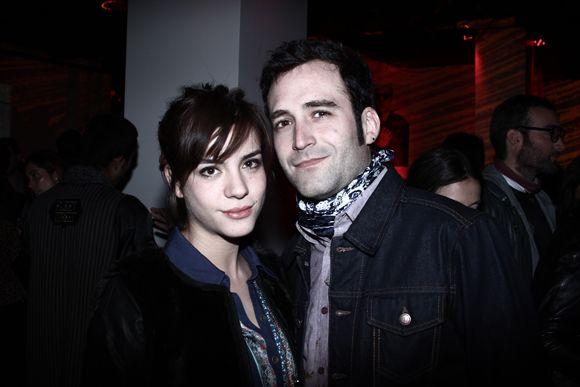 Susana Hidalgo y Nicolás Poblete
