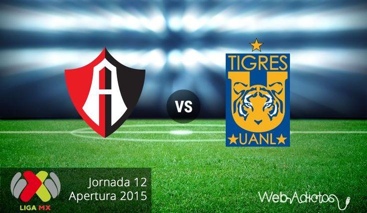 Atlas vs Tigres, Fecha 12 del Apertura 2015 ¡En vivo por internet! - http://webadictos.com/2015/10/03/atlas-vs-tigres-apertura-2015/?utm_source=PN&utm_medium=Pinterest&utm_campaign=PN%2Bposts