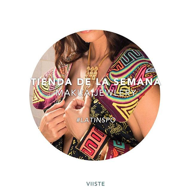 Artesanal Jewlery with a modern vision inspired on the exuberant and beautiful Colombia. Discover the colorful  designs @makuajewelry.  .  #latinspo #jewlery #culture #colombia #artesanal #handmade #fashion #womensmarch #shopping #accessories #accesorios #joyas #earrings #bracelet #moda #want #loveit #follow #colombian