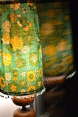 12 best vintage lampshades images on pinterest vintage lampshades cool vintage style lamp vintage lampshadeslight aloadofball