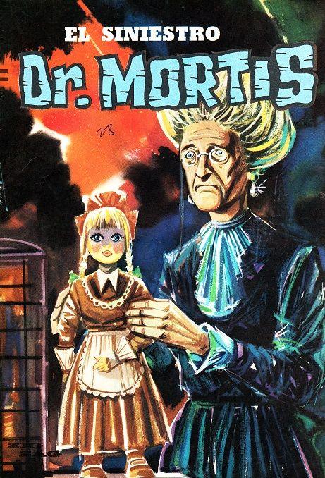 EL SINIESTRO DOCTOR MORTIS - AÑO I - N°28