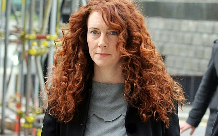 Phone hacking: how Rebekah Brooks rose from secretary to one of the most powerful women in Britain The first female editor of The Sun, Rebekah Brooks - who has been found not guilty in the phone hacking trial - balanced close friendships with Tony Blair, Gordon Brown and then David Cameron - Telegraph