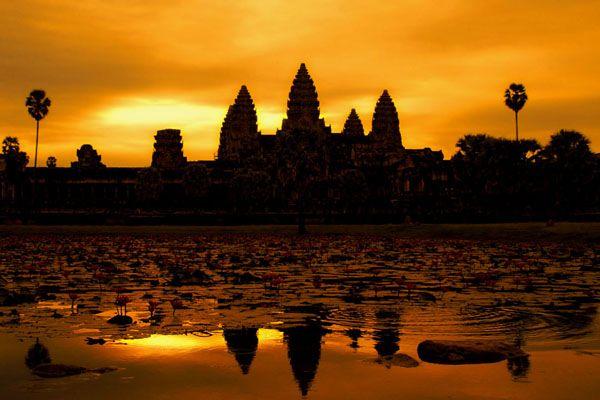 アンコールワット(Angkor Wat)
