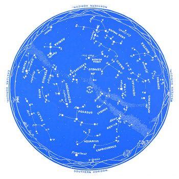 Star Chart (ультрамарин)