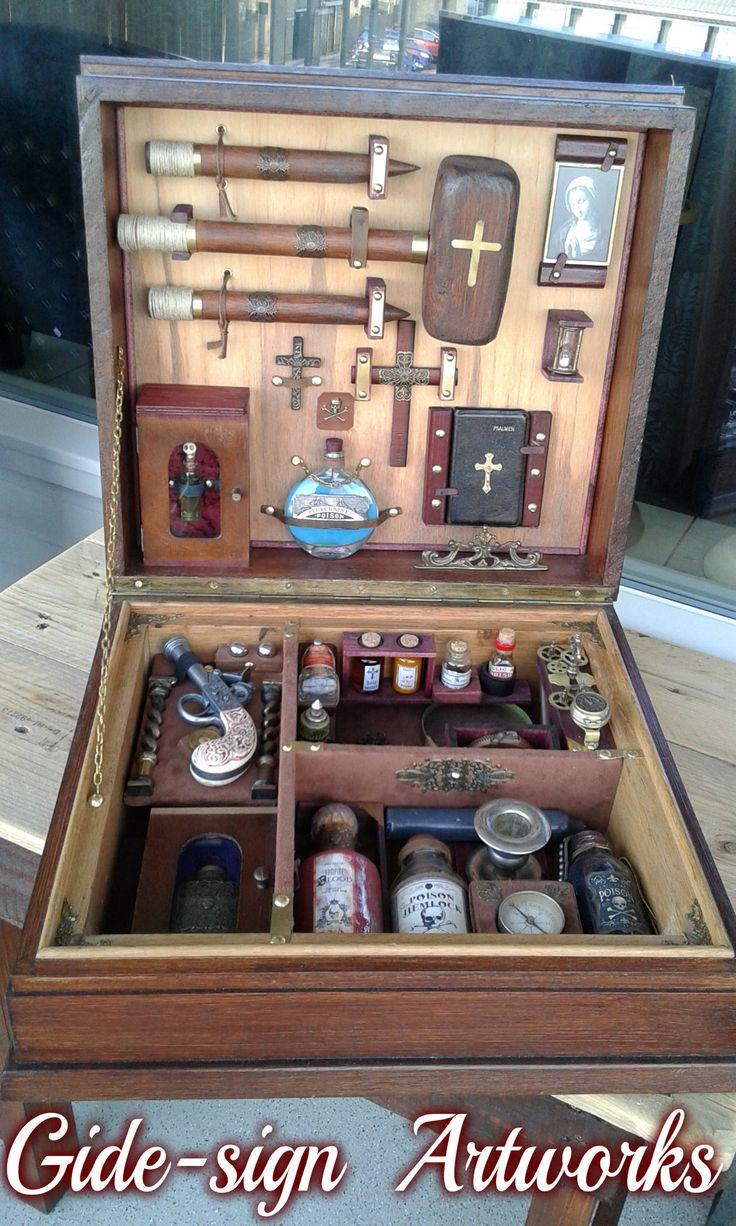 vampire hunting kit made by gideon