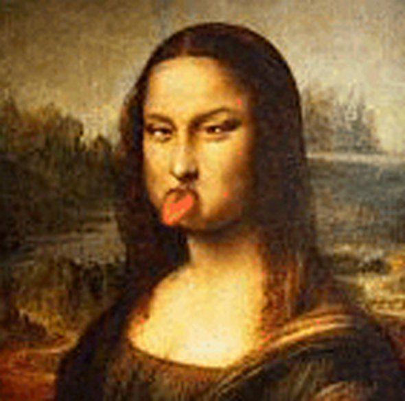 The Best Mona Lisa Parodies                                                                                                                                                                                 Mehr