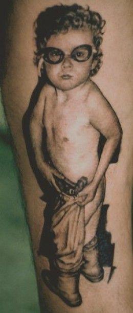 photo realism tattoo | Photo-realism Tattoos-Artist Tom Renshaw and More