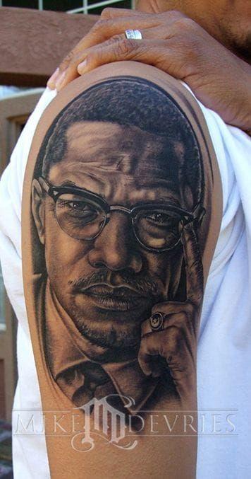 30 Beautiful Tattoos On Dark Skin | Tattoodo