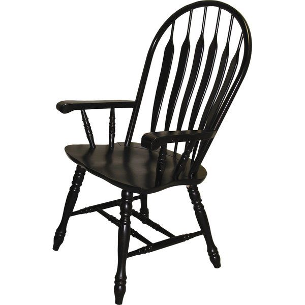 Lend timeless appeal to your home decor with the Arm Chair. The dining chair has more to its credits than just looks; it is high on functionality. The versatile dining chair is an excellent welcome addition to your indoor and outdoor space.<br/><br/>The Arm Chair is made from Asian ramon hardwood that provides excellent style and durability. The chair comes in multiple glossy finishes and you can choose the ones best suited for your home setting. The dining chair can be ...