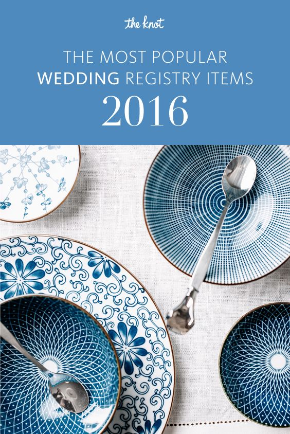 306 best must read wedding articles images on pinterest for Good wedding registry items