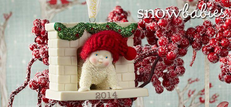 Department56 - Snowbabies™, Celebrations Ornaments