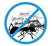 To eliminate ants from your home, you have to attack the root of the problem. That's why Combat targets the entire colony.