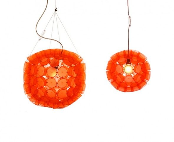 Awesome Lamp Shades Made From Foam Disposable Cups. German Designer Meike Harde  Created Her Entire  Nice Ideas