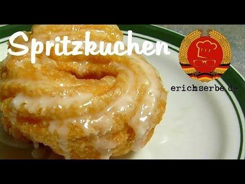Eberswalder Spritzkuchen - Essen in der DDR: Koch- und Backrezepte für ostdeutsche Gerichte | Erichs kulinarisches Erbe