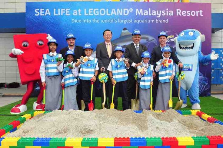 [NEW #ArdorAsia POST] Legoland Malaysia Resort SEA LIFE Malaysia Set To Open In End 2018