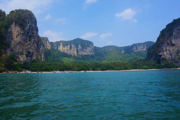 Thailand Tonsai Bay