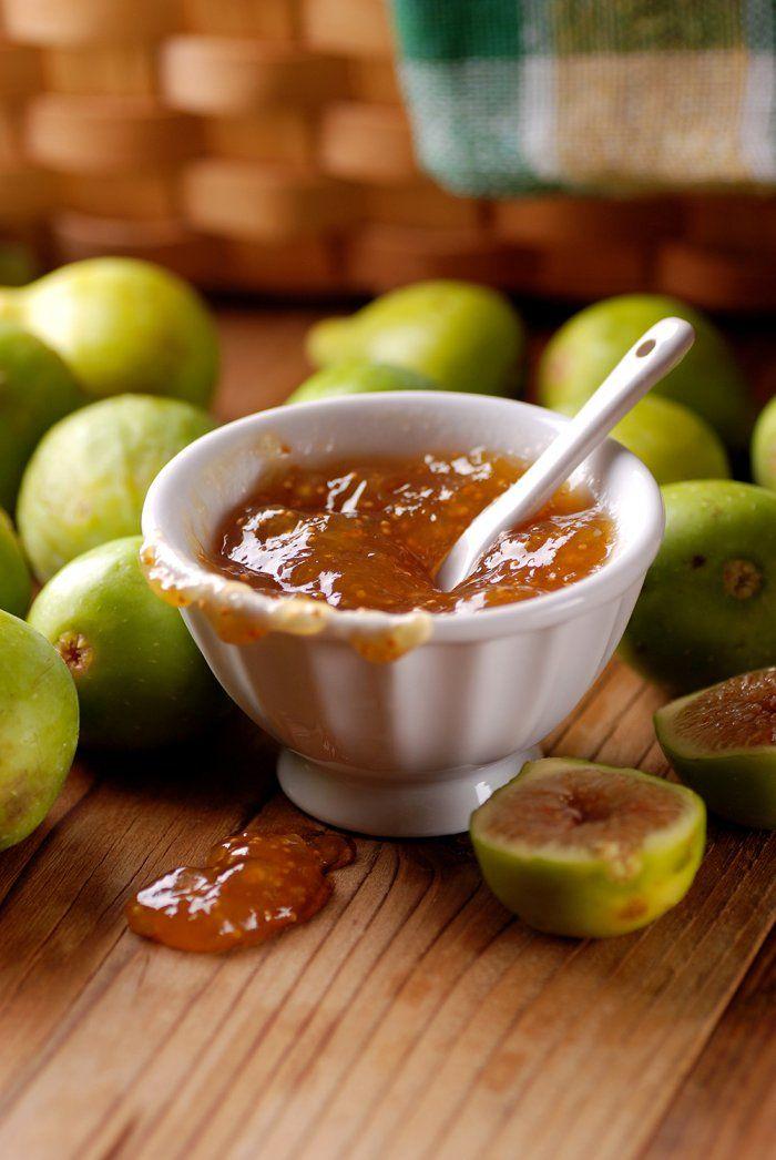 Chutney de figues Cuisine et Vins de France