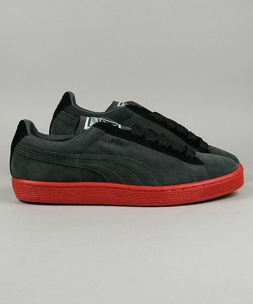 Puma Dark Red