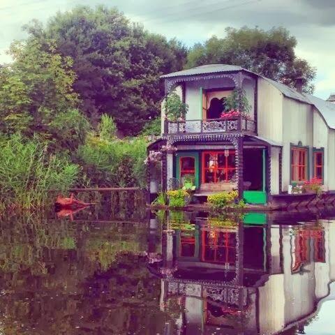 Houseboats.....