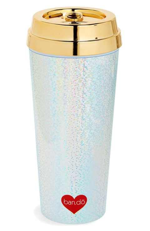 CURRENTLY OBSESSED: ban.do Hot Stuff Thermal Travel Mug