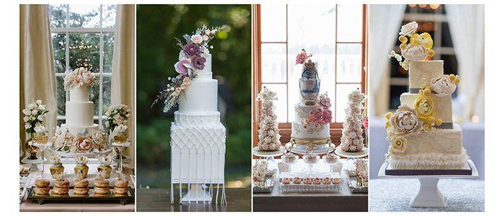 Toronto Wedding Cakes: Kimberfire interviews Truffle Cake and Pastry
