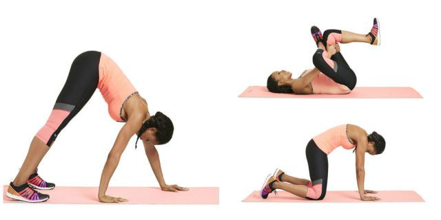 3 Stretches That Really Loosen You Up - GoodHousekeeping.com