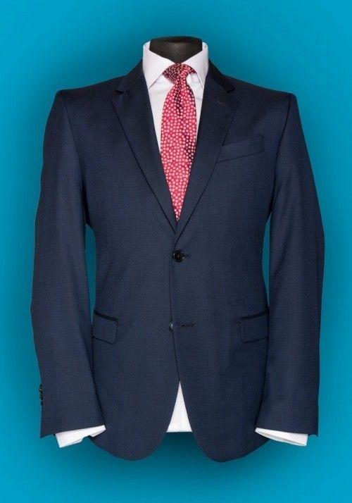 """Formeller Anzug """"Washington"""" aus Super 120 Schurwolle von Vitale Barberis Canonico. Besonders edel und besonders schön. #ulischott #theunknownbrand"""