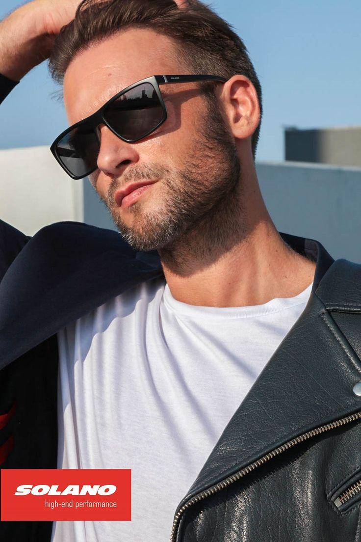 #solanoeyewear #man #handsome #elegant #model #photoshoot #eyewear #sun