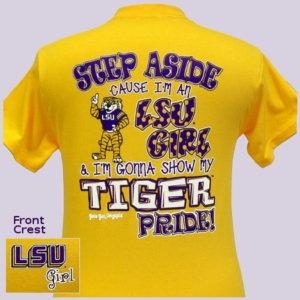 LSU shirt
