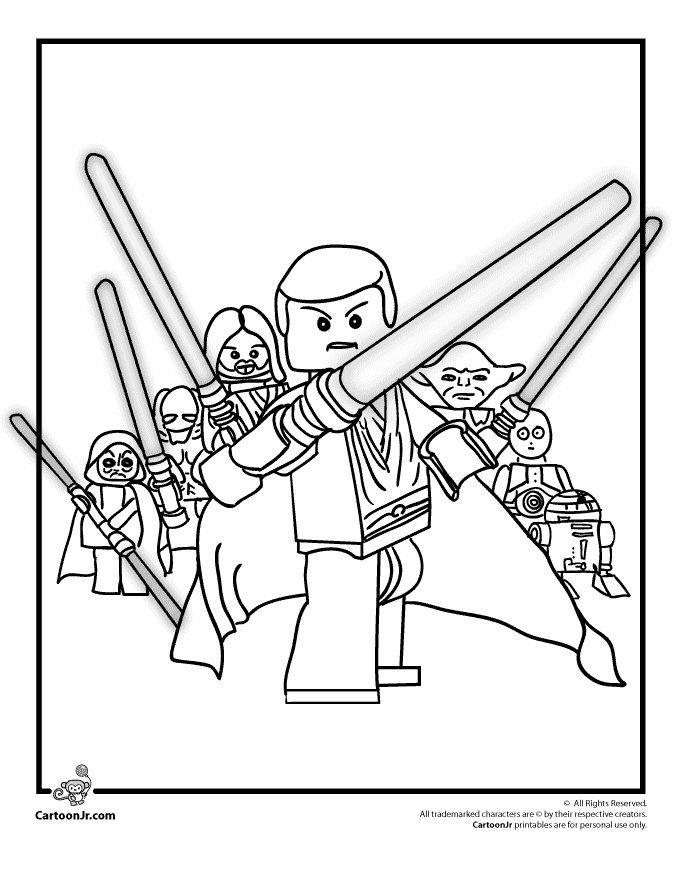star wars coloring pages 2014 dr odd