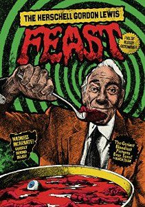 Amazon.com: Herschell Gordon Lewis Feast, The (17-Disc Limited Edition Box Set) [Blu-ray + DVD]: Herschell Gordon Lewis, Connie Mason, William Kerwin, Larry Drake, Tony McCabe, Henny Youngman: Movies & TV