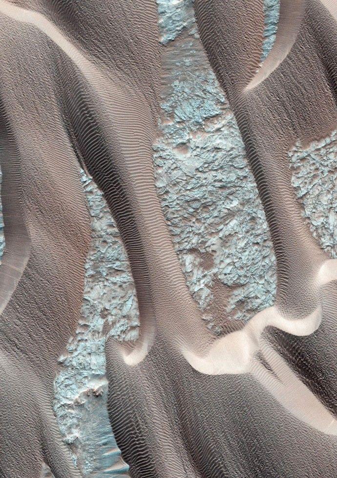 6 fotos incríveis tiradas pela sonda que descobriu água em ...
