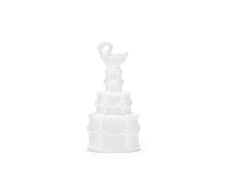 Bolle di Sapone Cigno Bianco, confezione da 24 Le bolle di sapone rappresentano un intrattenimento semplice ma d'effetto adatte anche a valorizzare molti momenti di questa importante giornata: questi splendidi contenitori realizzati con la forma di una tipica ed elegante Wedding Cake, porteranno all'interno del vostro matrimonio momenti di allegria e divertimento perfetti per grandi e piccini.  Le bolle di sapone sono vedute in confezioni da 24 pz. - MATRIMONIO, Accessori Cerimonia, Bolle di…