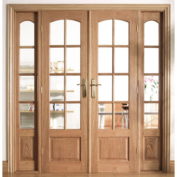 LPD W6 Room Dividers Internal Door 2031mm x 1904mm Oak #LPD#W6OAK & 16 best Internal doors images on Pinterest | Interior doors ...