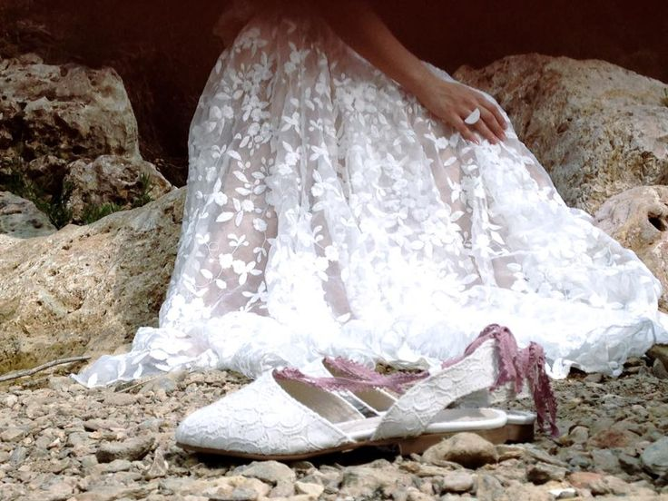 The wedding season has begun and The Workshop Team is preparing unique accessories to match your special day.  The Workshop Shoes - Bridal Sandals