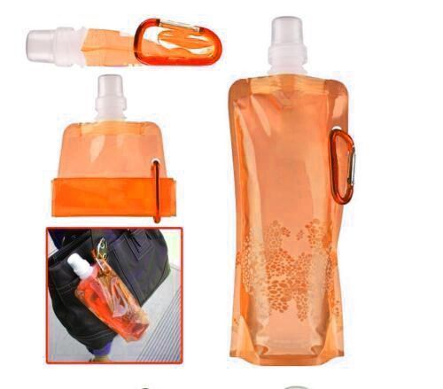 Vapur Reusable Collapsible 16oz Water Bottle - Assorted Colors