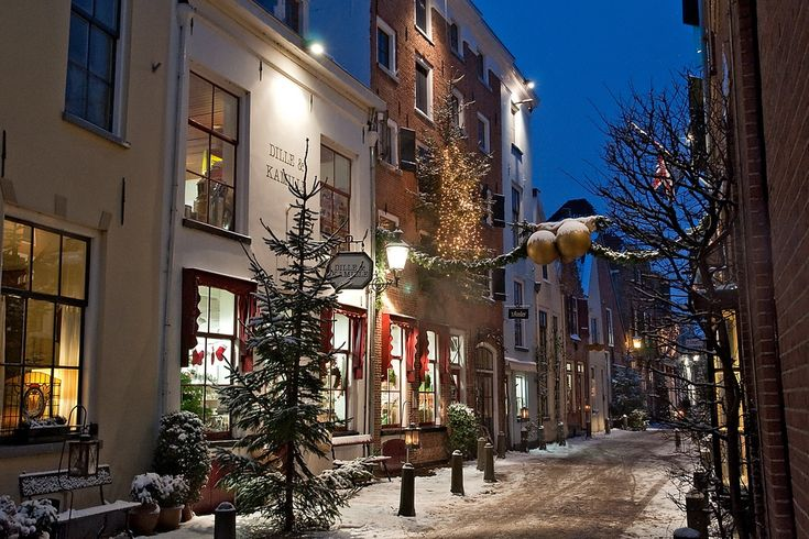 I am so looking forward to go to Deventer this year again! It's one of the most beautiful Christmas events I know about. The Dutchies rock!