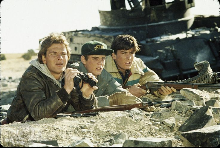 Red Dawn (1984) - IMDb
