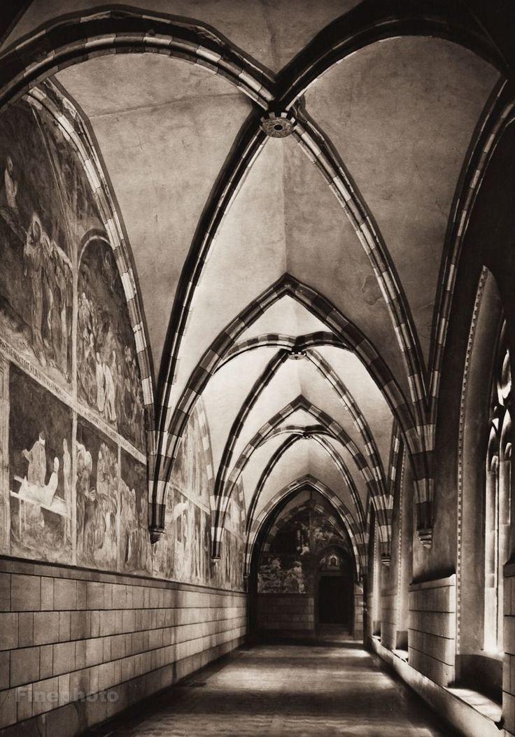 Gothic Emmaus Monastery