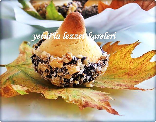 yetur'la lezzet kareleri: meşe palamudu kurabiye (rus mutfağından )